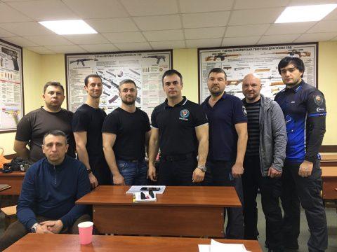 В м. Харків пройшли чергові курси інструкторів практичної стрільби.