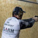 30-31 січня відбувся Відкритий чемпіонат міста Запоріжжя з практичної стрільби з пістолета та з РСС.