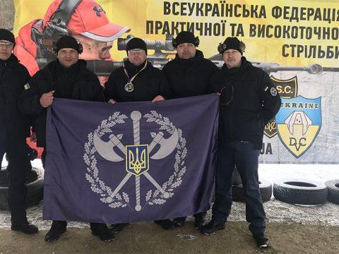 Матч МКПС з травматичного пістолета в Івано-Франківську
